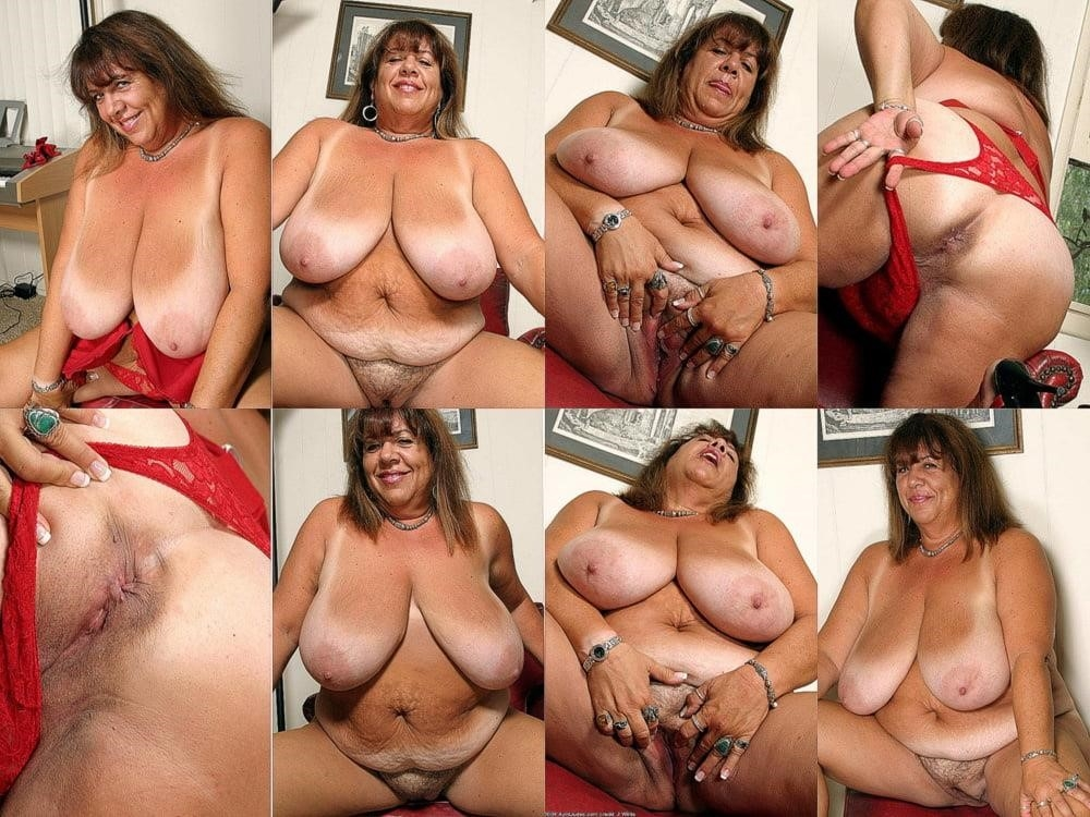 Sexy fat white women-4845