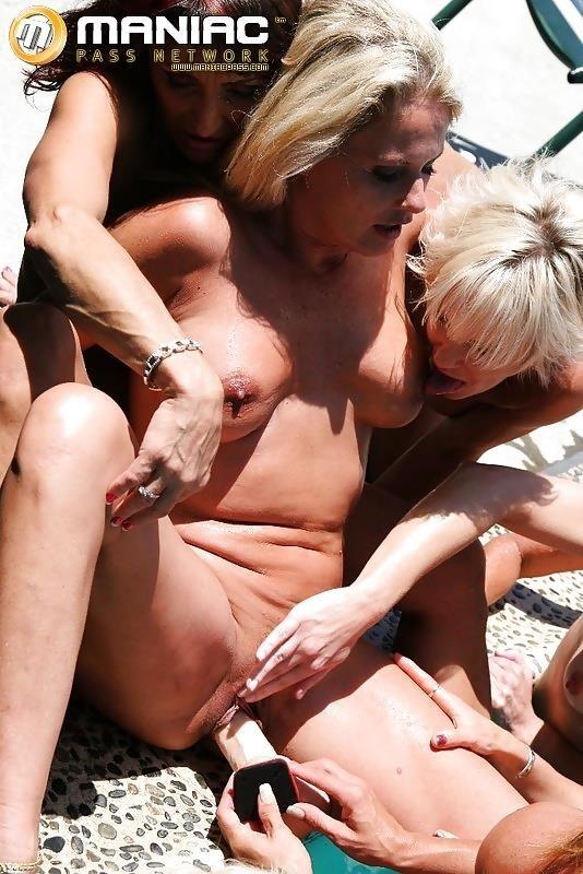 Vintage group orgy-9112