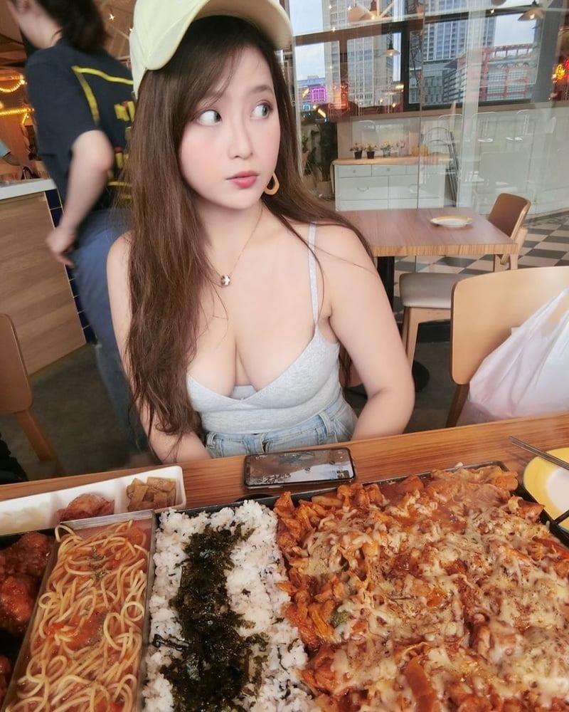 Chubby asian huge tits-1429