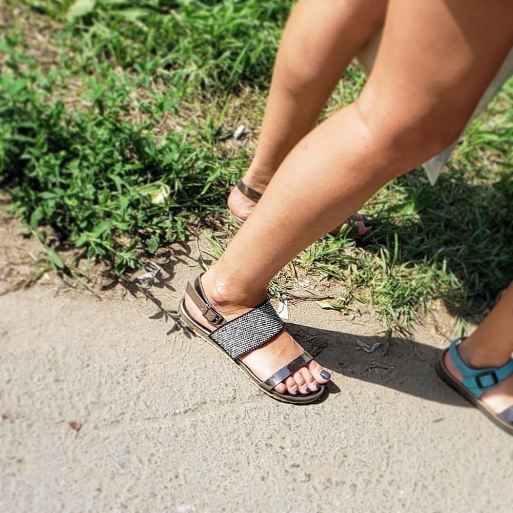 Candid feet porn-5803