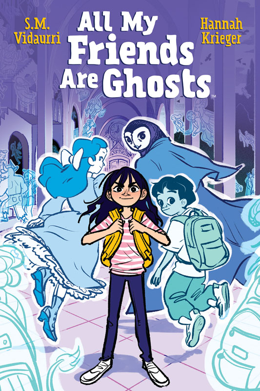 All My Friends are Ghosts (2020)