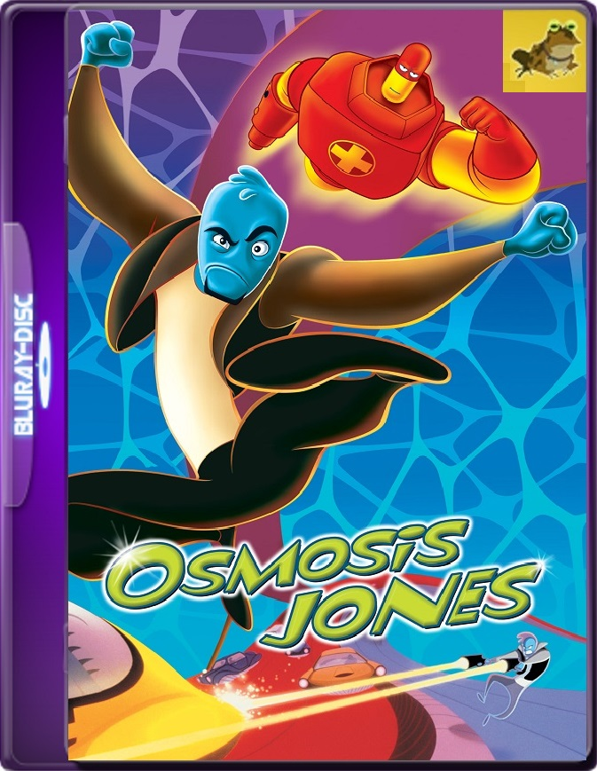 Osmosis Jones (2001) WEB-DL 1080p (60 FPS) Latino / Inglés