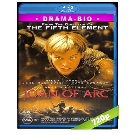 Juana De Arco [1999][BD-Rip][720p][Trial Lat-Cas-Ing][Drama-Bio]