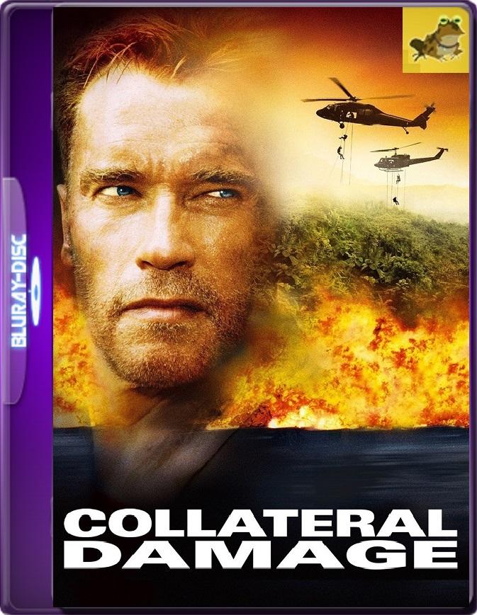 Daño Colateral (2002) Brrip 1080p (60 FPS) Latino / Inglés