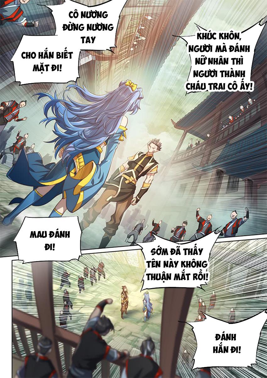 Huyền Giới Chi Môn - Chap 93