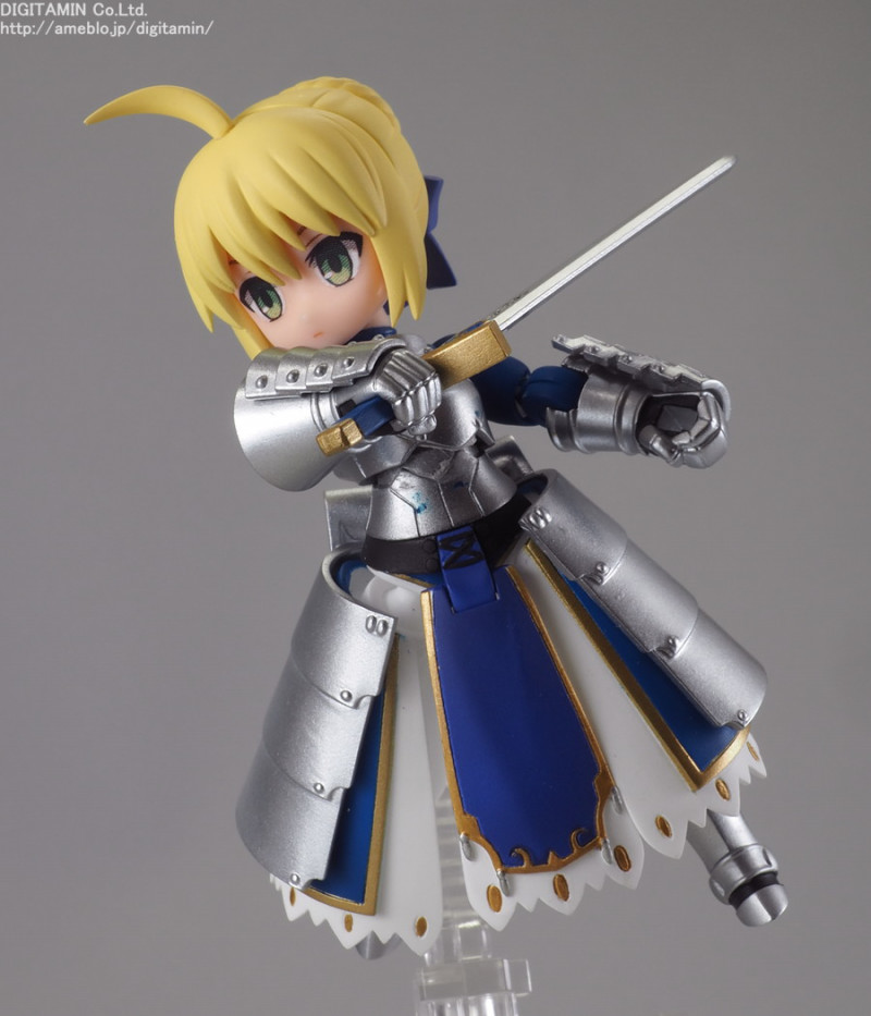 Fate Stay Night et les autres licences Fate (PVC, Nendo ...) - Page 18 VSLhNwzf_o
