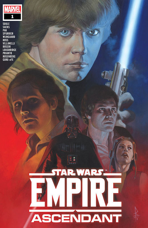 Star Wars - Empire Ascendant 001 (2020)
