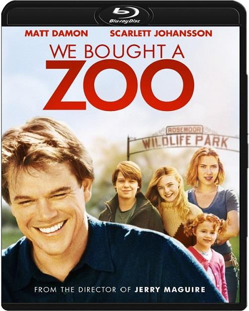 Kupiliśmy zoo / We Bought a Zoo (2011) MULTi.720p.BluRay.x264.DTS.AC3-DENDA / LEKTOR i NAPISY PL