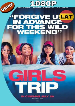 Viaje De Chicas (2017) BRRip Full 1080p Audio Trial Latino-Castellano-Ingles MKV
