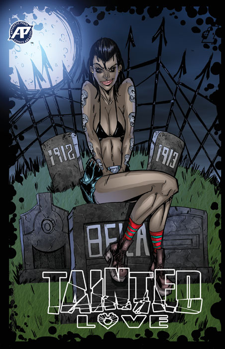 Tainted Love #1-3 (2019)