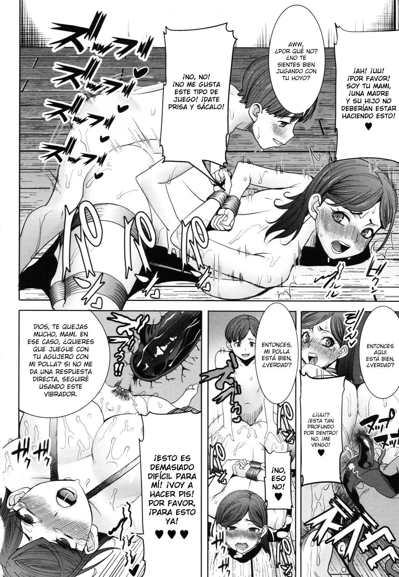 Asahina Ikka Netorareta Haha Tomoko Cap 1-3 - 39