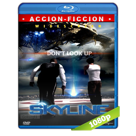 Skyline La Invasion [m1080p][Trial Lat/Cas/Ing][Ficcion](2010)