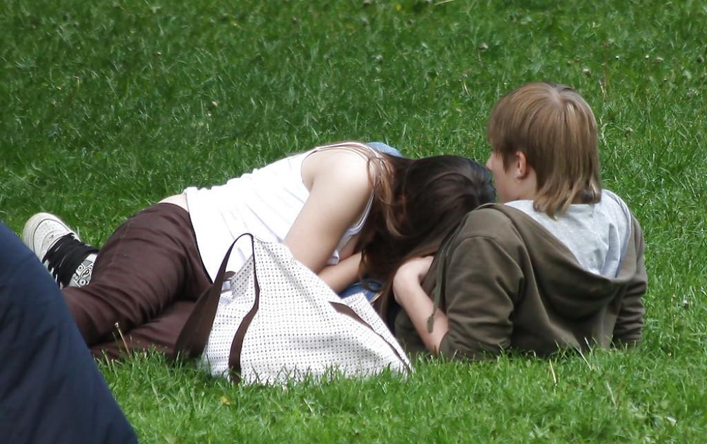 Sexo al aire libre - Outdoor sex