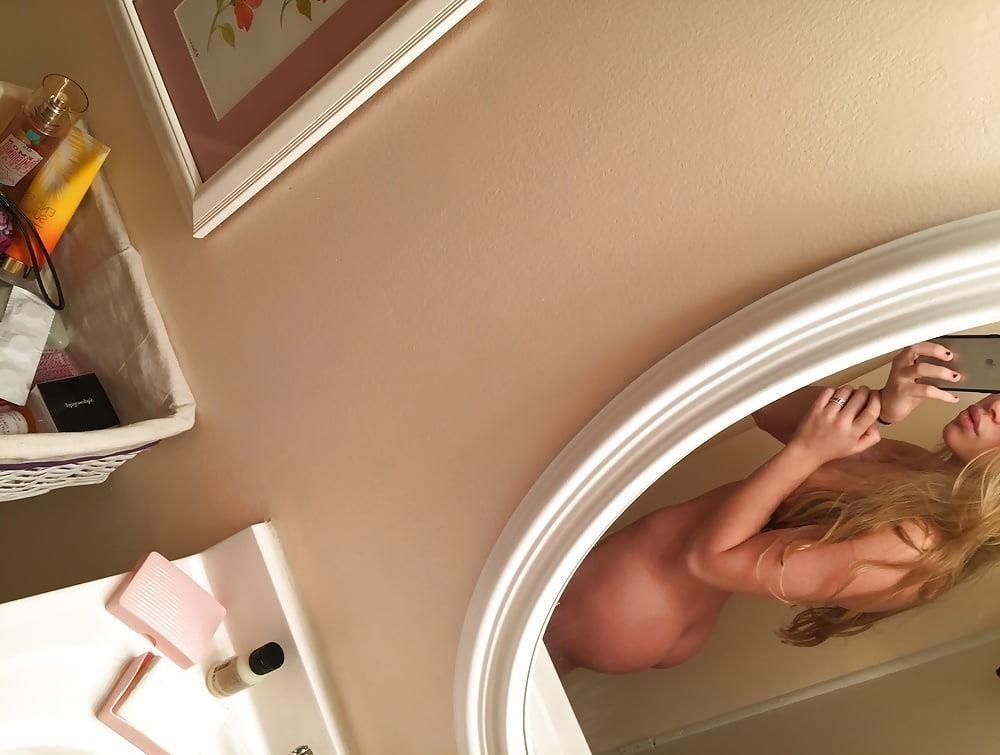 Teen naked mirror-9975