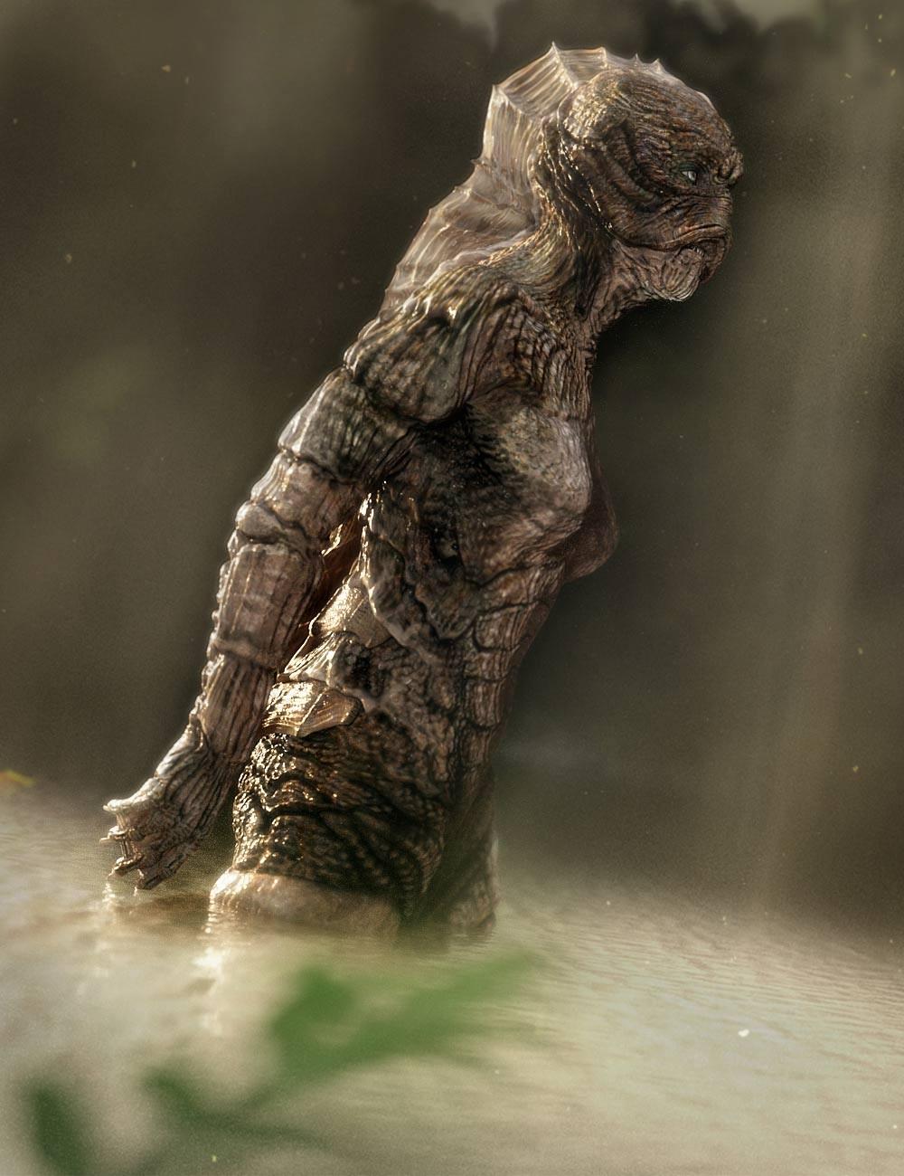 Creech Evolution for Genesis 3 Female