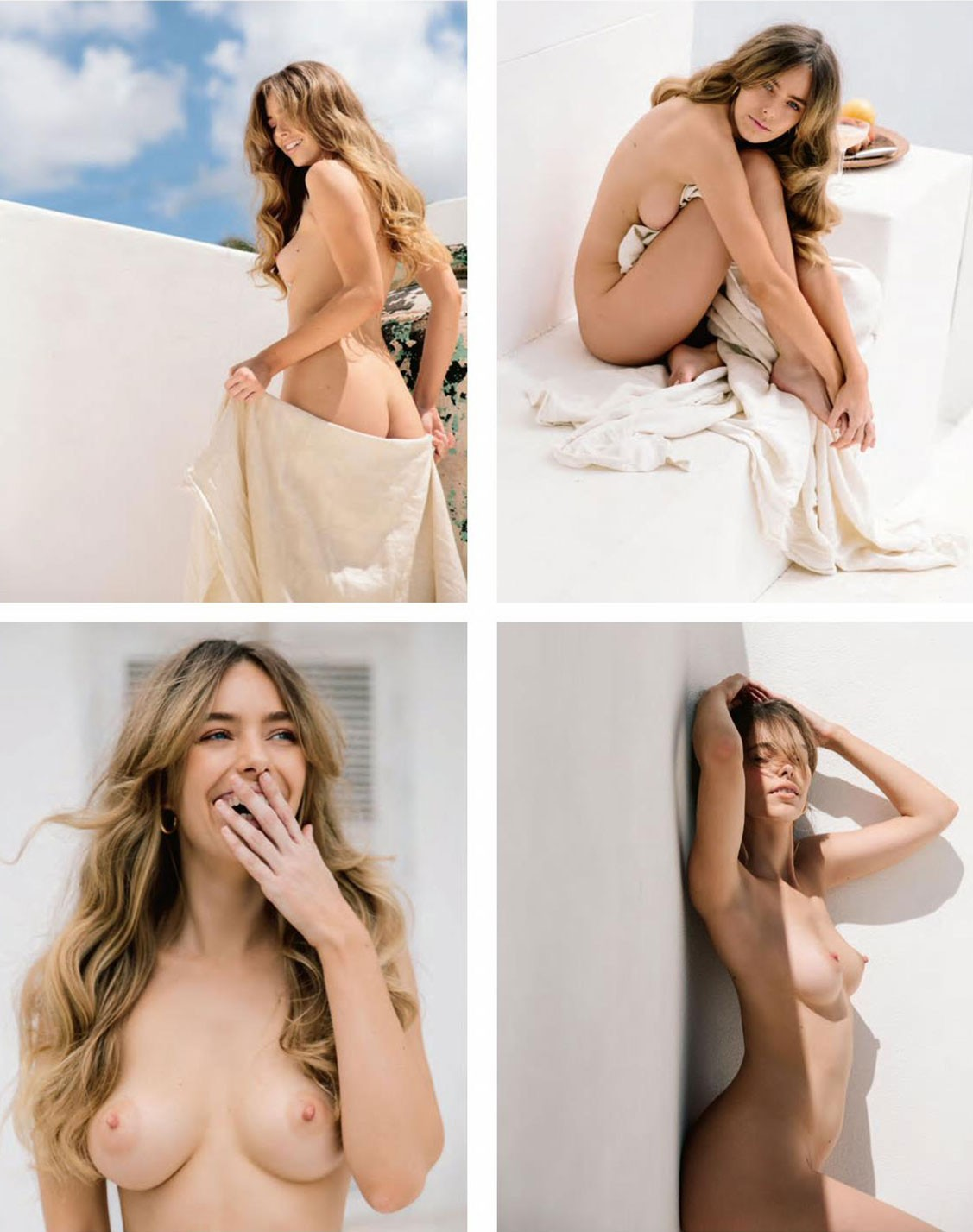 Anthea Page nude by Ali Mitton - Playboy US january/february 2018
