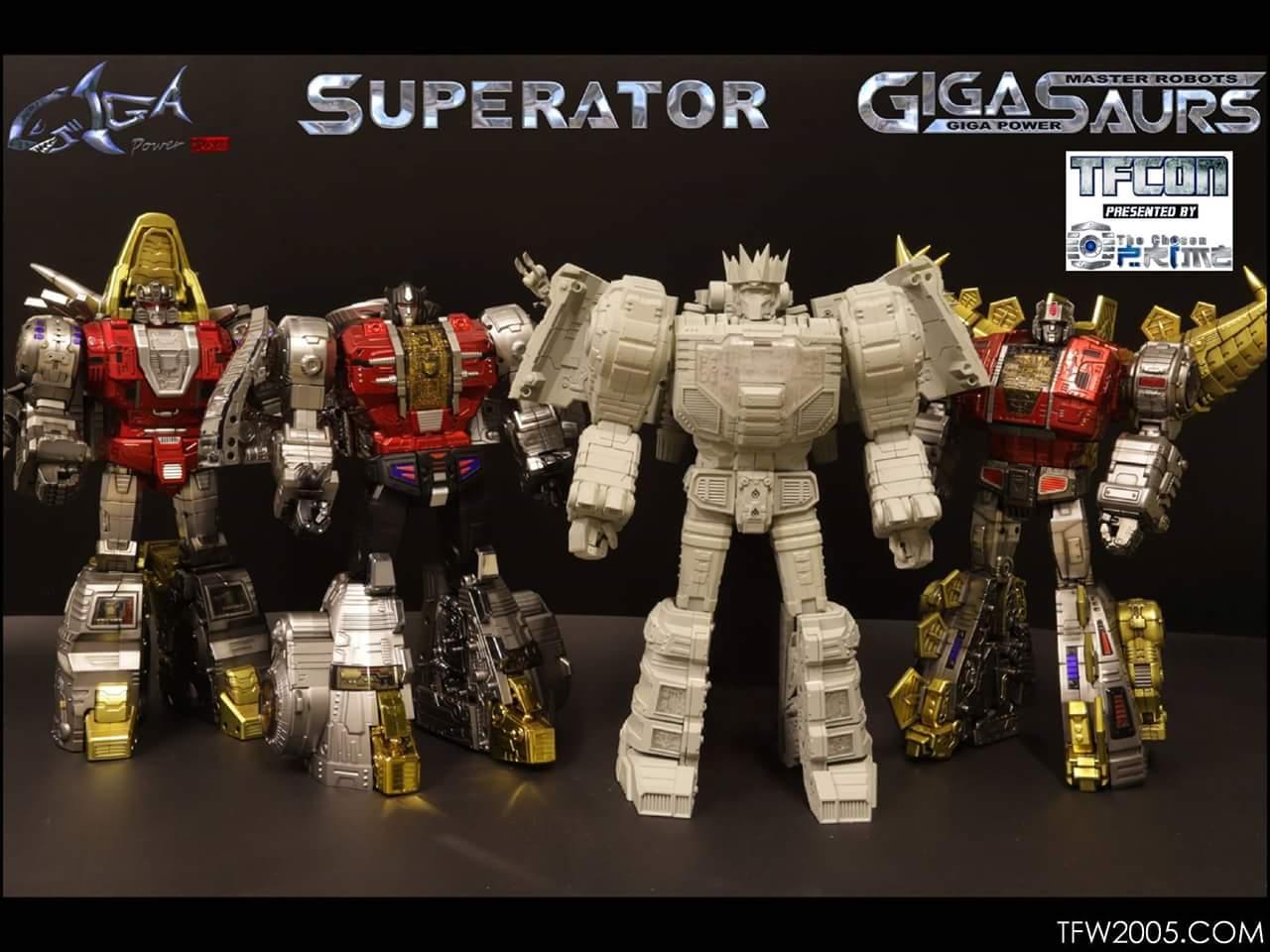 [GigaPower] Produit Tiers - Jouets HQ-01 Superator + HQ-02 Grassor + HQ-03 Guttur + HQ-04 Graviter + HQ-05 Gaudenter - aka Dinobots - Page 6 BoNHtZsg_o