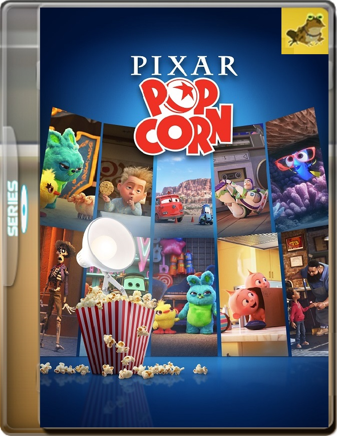 Pixar Popcorn (2021) WEB-DL 1080p (60 FPS) Latino / Inglés