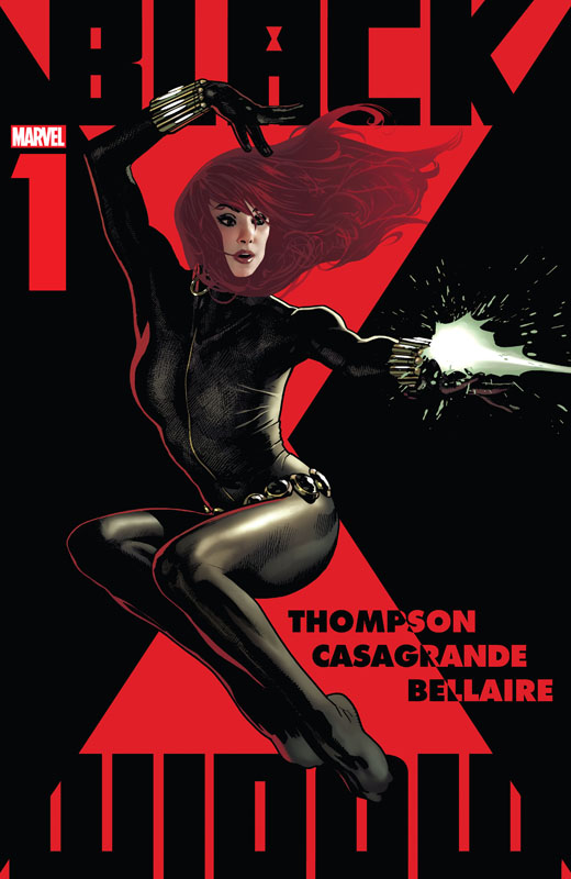 Black Widow #1-4 (2020-2021)