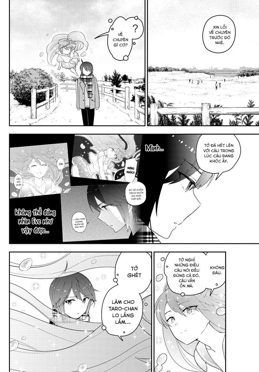 Hatsukoi Zombie Chapter 126 - Trang 12