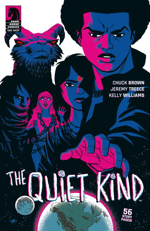 The Quiet Kind (2019)