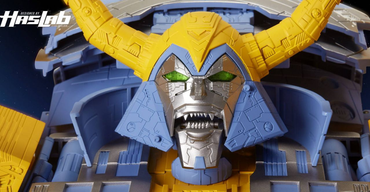 HasLab ― Transformers: War For Cybertron Unicron ― par financement participatif XKmS0lY0_o