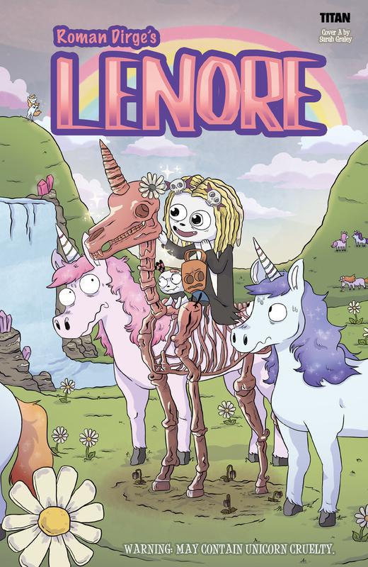 Lenore Vol.3 001 (2019)