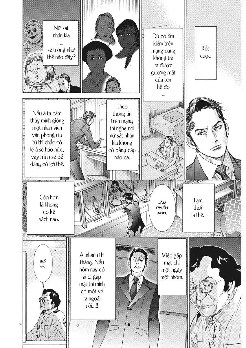 Natsume Arata no Kekkon chap 1 - Trang 37
