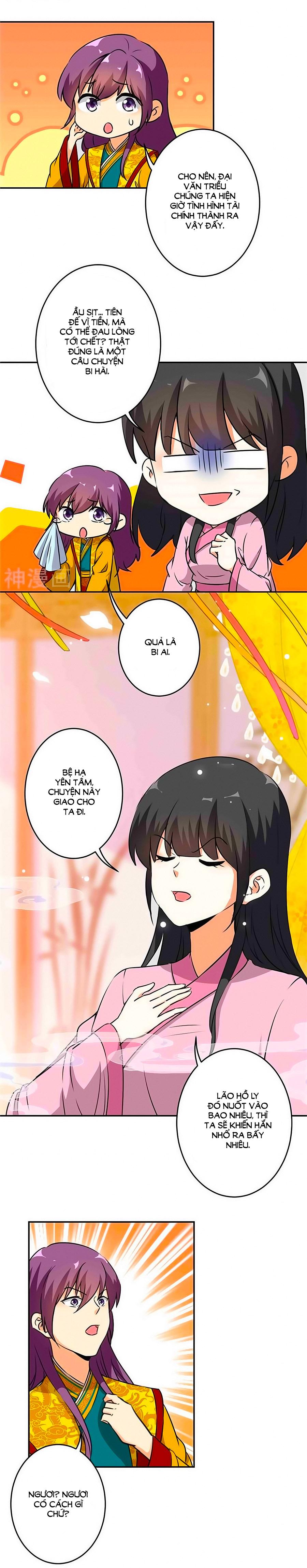 Vương Gia! Ngươi Thật Bỉ Ổi ! Chap 420 Upload bởi Truyentranhmoi.net