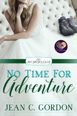 No Time for Adventure (The No B - Jean C  Gordon