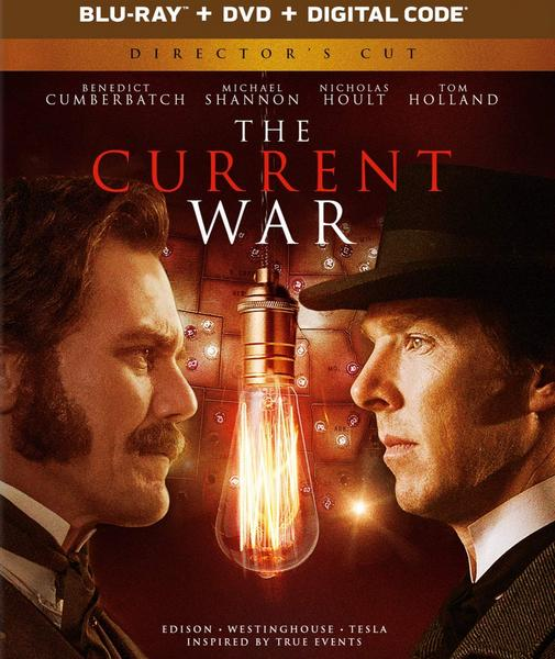 Война токов / The Current War (2017/BDRip/HDRip)