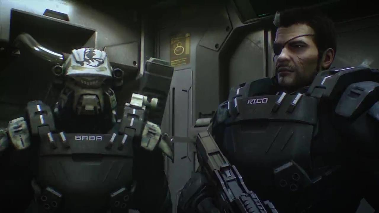 Starship Troopers Traidores De Marte 720p Lat-Cast-Ing[Animacion](2017)