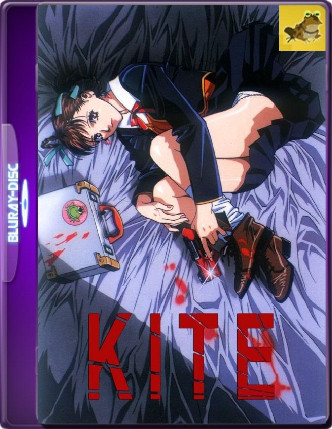 Kite (1998) Brrip 1080p (60 FPS) Japonés Subtitulado