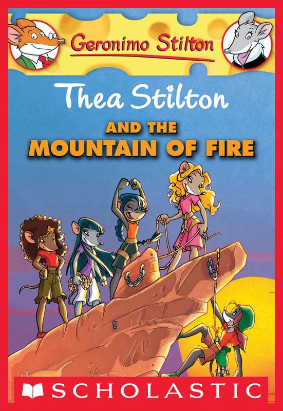 Thea Stilton 01-06 (2009-2011)