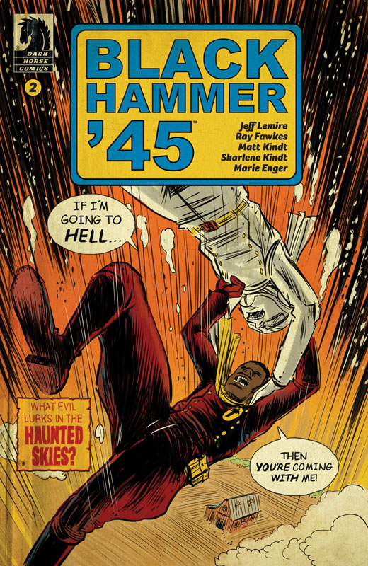 Black Hammer '45 #1-4 (2019)