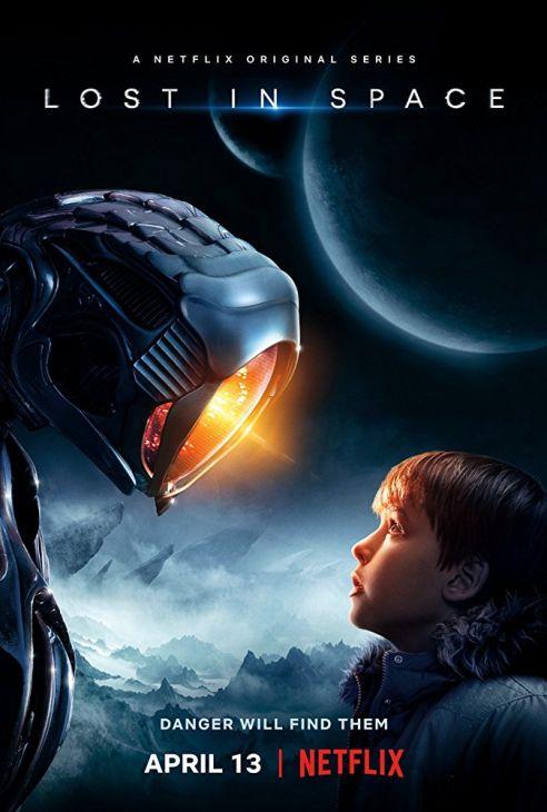 Zagubieni w kosmosie / Lost in Space (2018) {SEZON 1} PL 720p WEBRip x264 AC3-KiT / Lektor PL