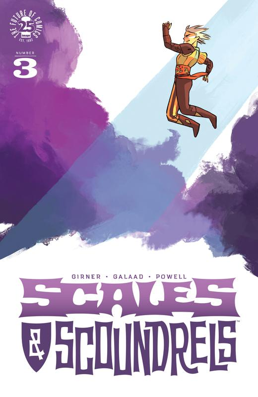 Scales & Scoundrels #1-12 (2017-2018)