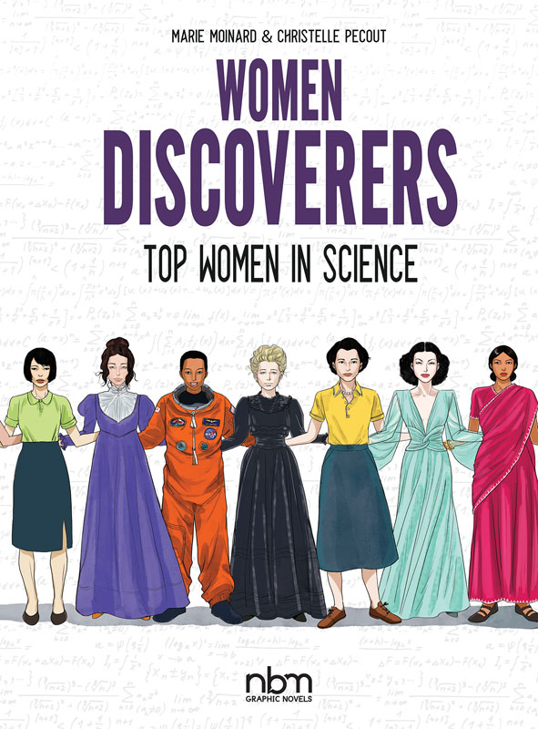 Women Discoverers - Top Women in Science (NBM 2021)