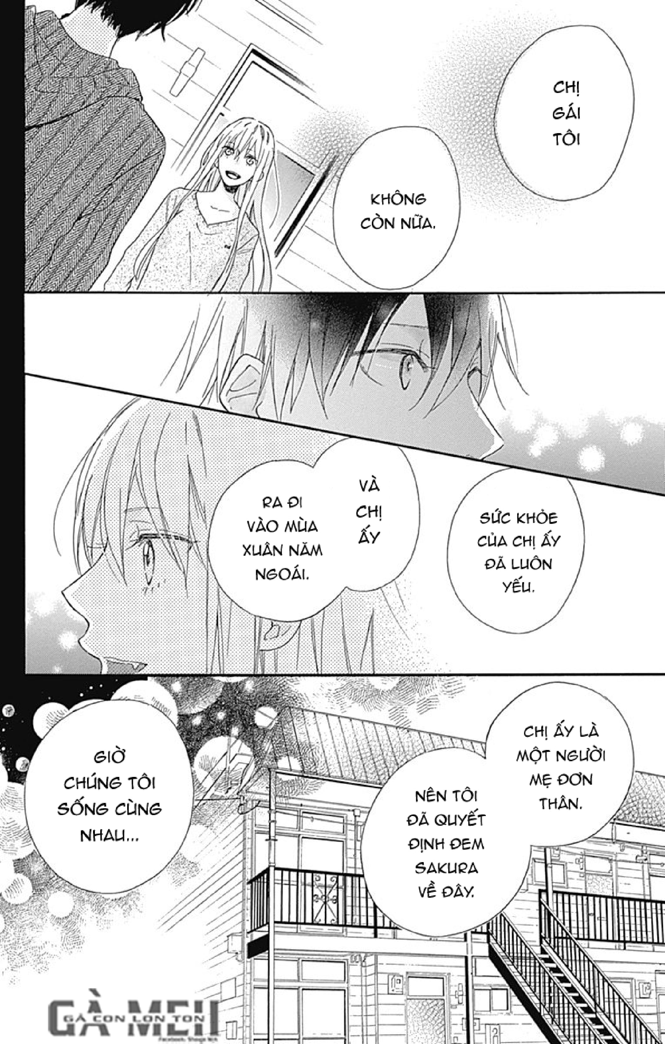 Stella To Mille Feuille chap 3 - Trang 36