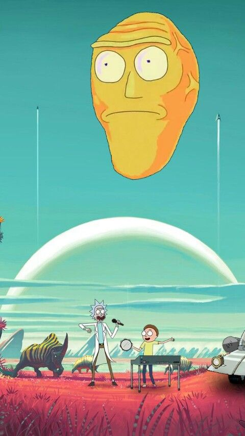 57 Rick and Morty Wallpapers for iPhone and Android 25