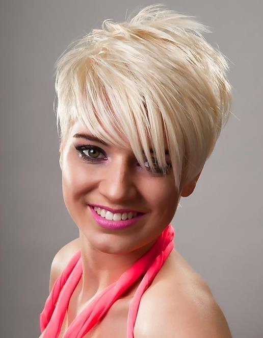 Best hair style for short hair girl-2638