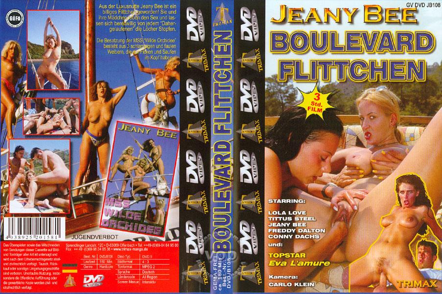 Boulevard Flittchen / Turkish Twats (Sascha, Trimax) [1998 г., DVDRip, Lesbian (x1), Straight (x3) Anal (x3), DP (x2)] [Jeanny Bee, Lolita Slater, Olivia de Treville]