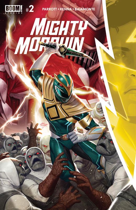 Mighty Morphin #1-3 (2020-2021)