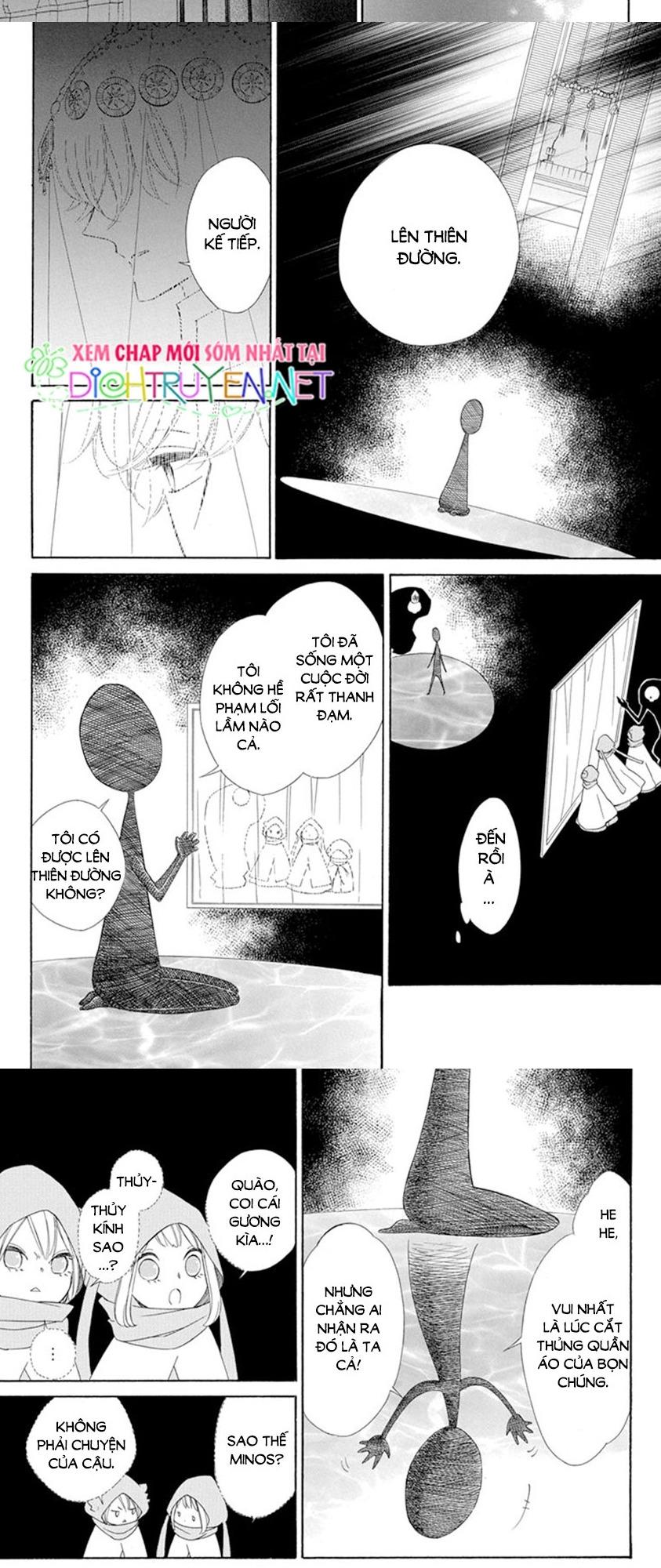 Colette wa Shinu Koto ni Shita chap 84 - Trang 15
