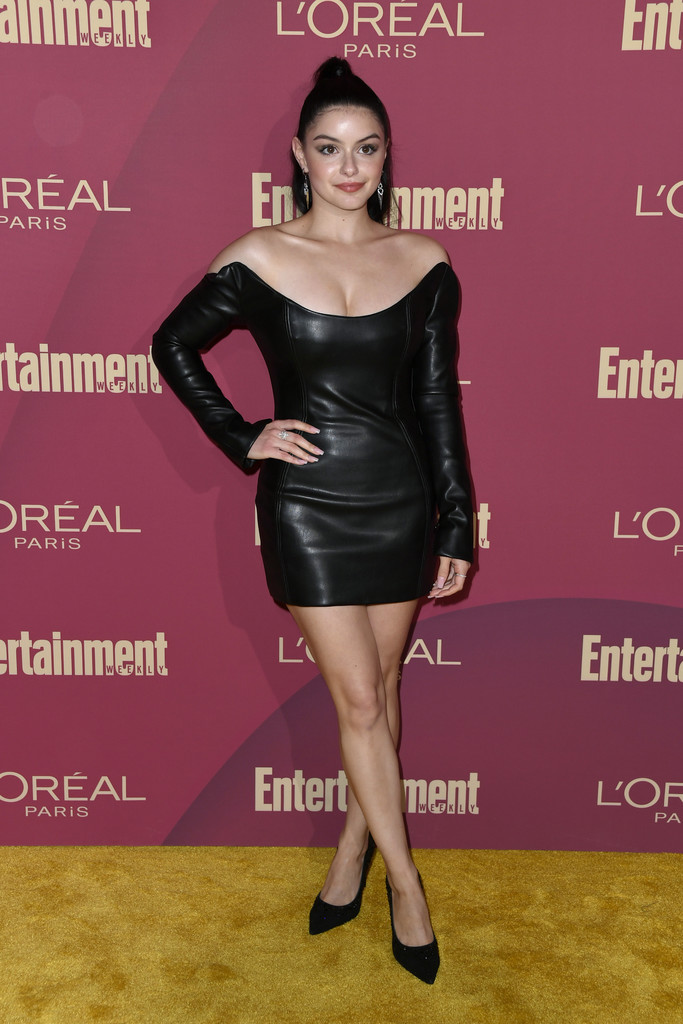 Ariel Winter – 2019 Entertainment Weekly Pre-Emmy Party in Los Angeles 20-9-2019