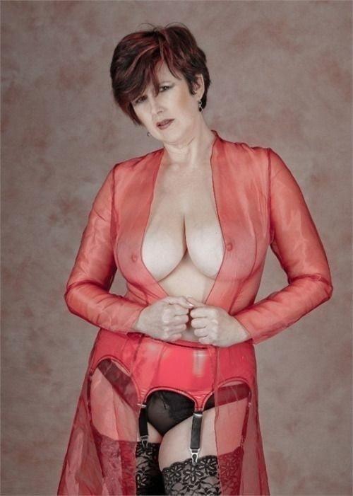 Nude lingerie mature-8559
