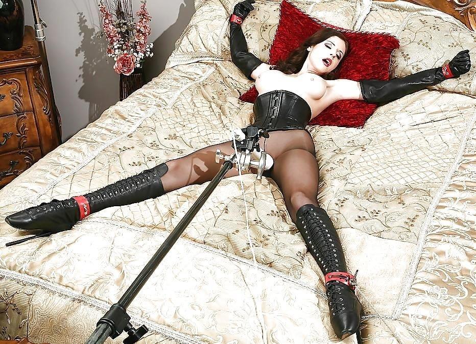 Hardcore bondage equipment-6984