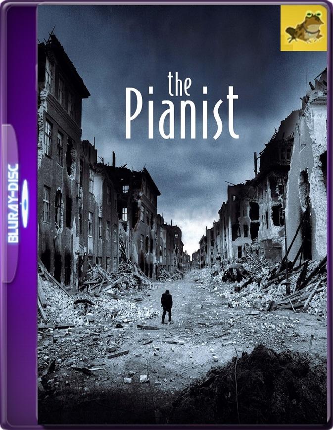 El Pianista (2002) Brrip 1080p (60 FPS) Latino / Inglés
