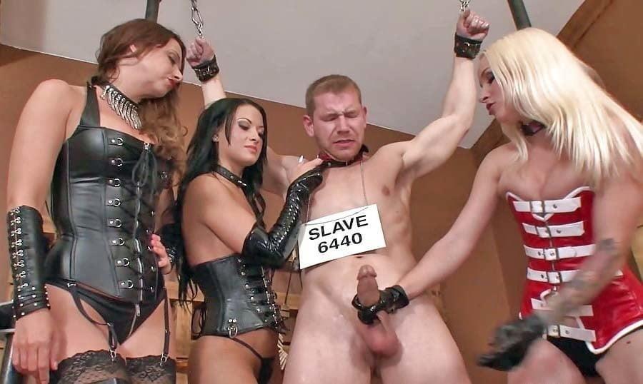 Femdom milking torture-1331