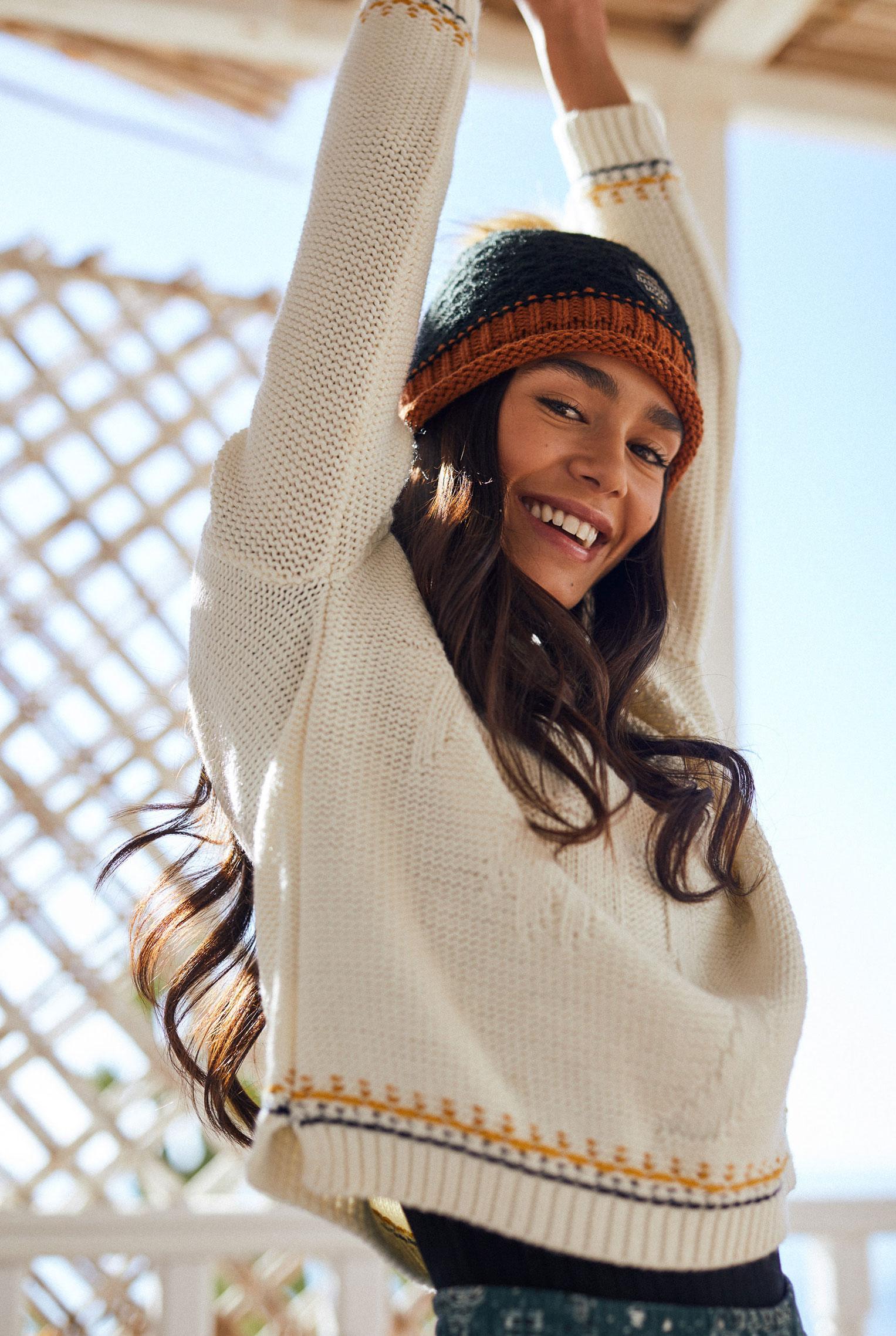 Наринэ Матецкая в модной одежде BananaMoon, коллекция осень/зима 2019/20 / фото 15